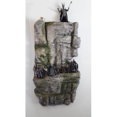 La falaise du Mordor